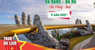 """Du lịch dịp lễ , giá rẻ tận """"rễ"""", nhận voucher du lịch lên đến 600 triệu với Đất Việt Tour"""