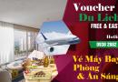Hưởng thụ kỳ nghỉ mát đẳng cấp ở Phú Quốc cùng với combo vé máy bay & lưu trú trọn gói