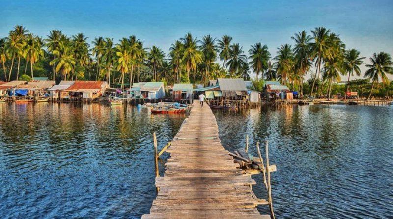 Đừng bỏ lỡ cơ hội check  in làng chài Rạch Vẹm – thế giới sao biển