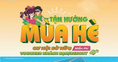 Vi vu mùa hè cùng Đất Việt Tour nhận ưu đãi sốc và voucher resort 4 sao đẳng cấp