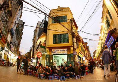 Điểm danh những khu phố Tây nổi tiếng tại Việt Nam