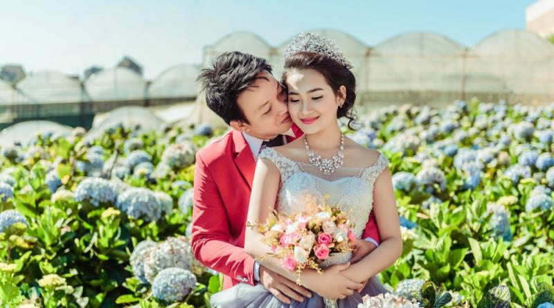 Tìm điểm chụp ảnh cưới Đà Lạt, chớ nên bỏ qua những tọa độ siêu đẹp này