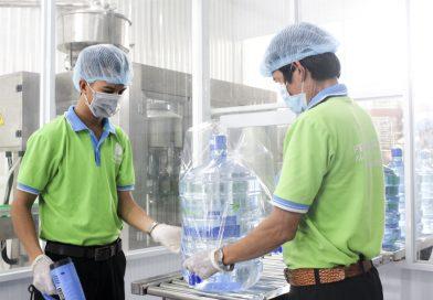 Dịch vụ in tem nhãn nước đóng chai theo yêu cầu