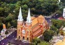 Những nhà thờ du lịch nổi tiếng thu hút nhiều du khách